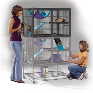 ferret nation 183 add-on cage